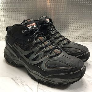 Skechers Hiking Trail Ankle Boots Shoes